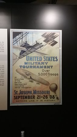 Vintage military poster