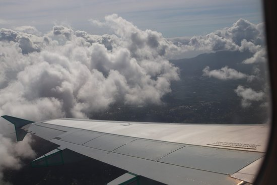 Air Canada: Among the clouds