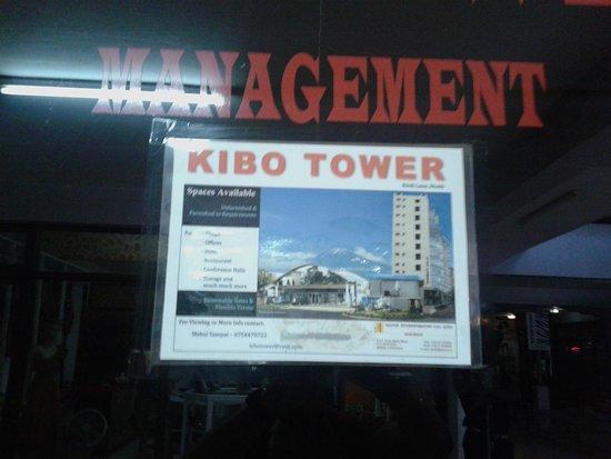 Kibo Tower