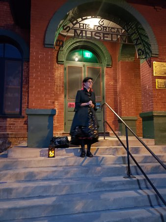 Old Bisbee Ghost Tours: A MUST