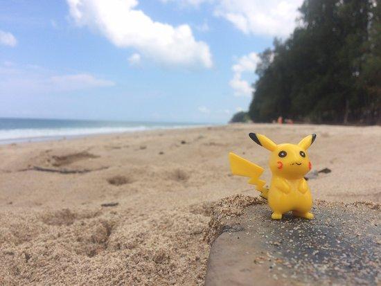 Good beach
