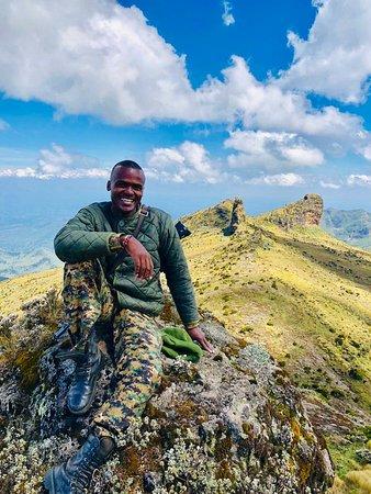 Aberdare National Park, Kenya: Mount Kinangop extreme hike