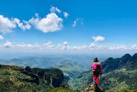 Aberdare National Park, Kenia: Mount Kinangop extreme hike