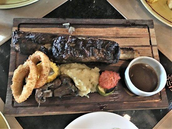 El Dorado Restaurant (Ribs)