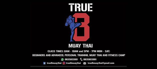True 8 Muay Thai