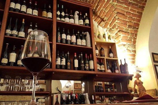 Degustação de vinhos italianos em...