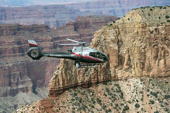 Vol en hélicoptère de 45minutes...