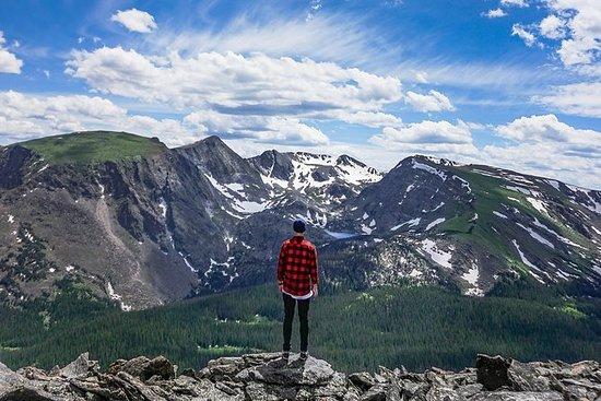 Oppdag Rocky Mountain National Park...