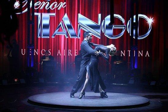 Señor Tango Show with Optional Dinner...