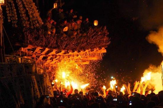 15. januar Kun Tour: Nozawa Fire...