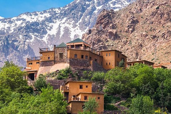 Day trip to the High Atlas and Ourika Valley: Private: Private Day trip to the High Atlas and Ourika Valley 