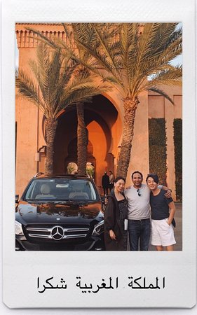 La Noria Travels - Day Tours: モハメドさんと。