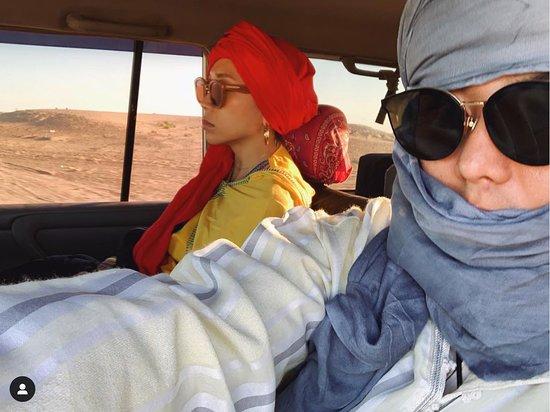 La Noria Travels - Day Tours: ベルベルの衣装に身を包んで。いざサハラ砂漠のキャンプへ。