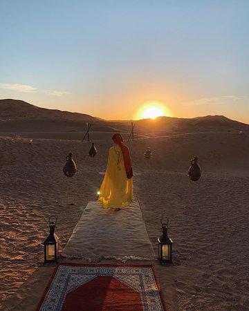 La Noria Travels - Day Tours: 今までの人生で見た一番感動したサンセット@サハラ砂漠