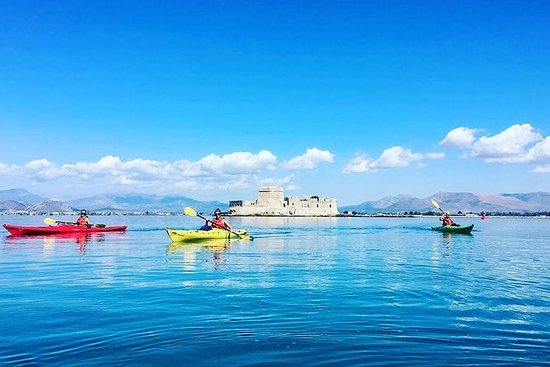 Sea Kayak Nafplio - Tour de castillos...