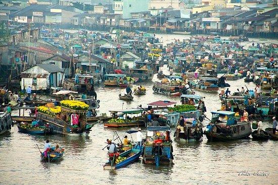 基本湄公河三角洲2天 -  1晚