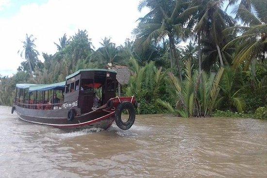 我的Tho  -  Ben Tre  - 上湄公河全日游