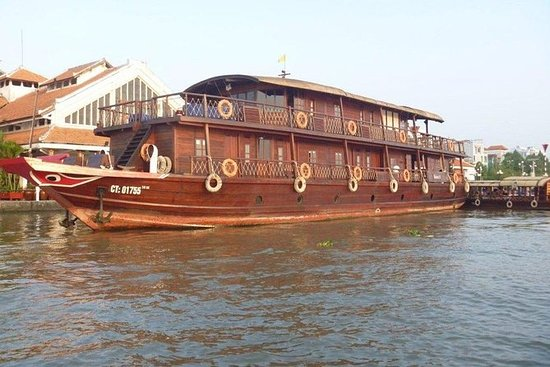 Bassac Mekong Delta Cruise 2Days...