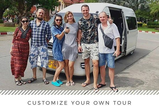 City Tour privado alrededor de Phuket