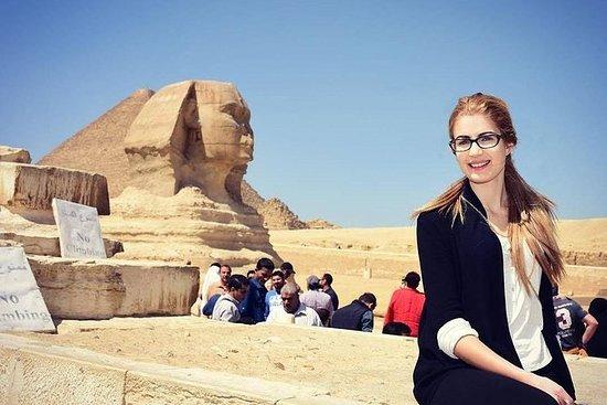 Giza Pyramids, Memphis and Sakkara...