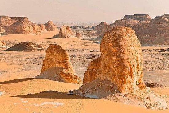 3 Días Bahariya y Desierto Blanco...