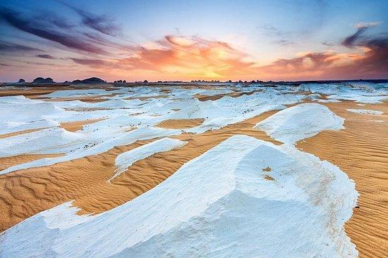 Viaje de 2 días al desierto blanco...