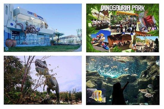CRETAquarium, Dinosauria Park desde...