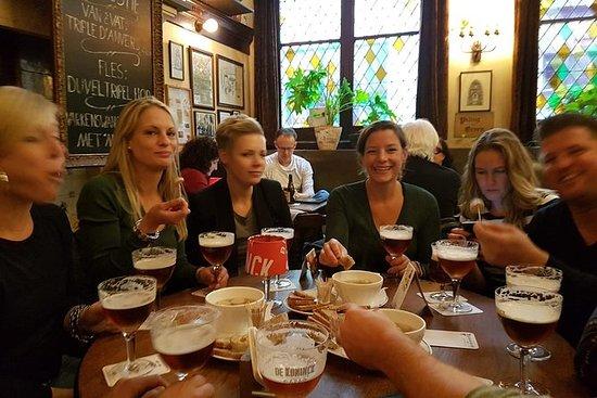 Antwerpen øl tur