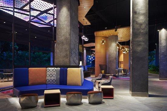 Sweet Suite - Изображение Aloft Langkawi Pantai Tengah, Лангкави