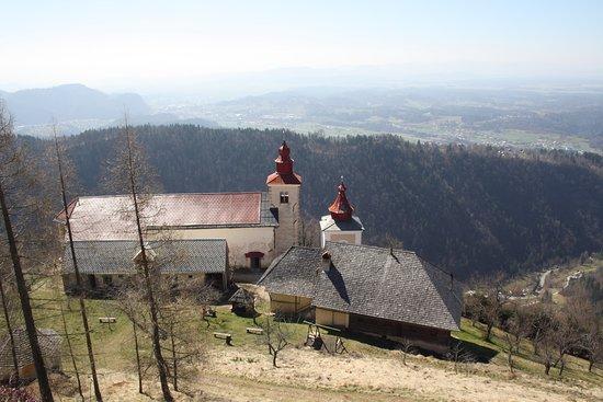 St Primoz panorama