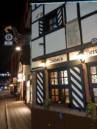 Good traditional German restaurant