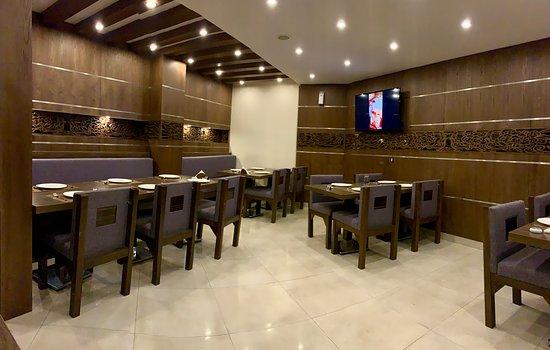 Royal house restaurant: Interior