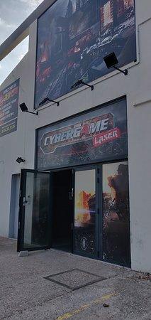 CyberGame Laser de Beauchamp