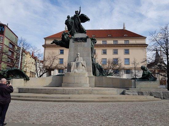 Monument Palacky