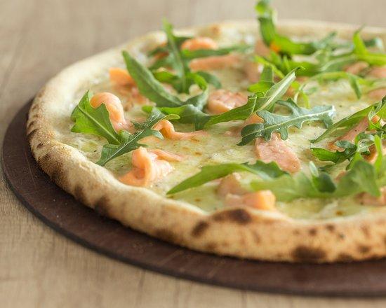 Basilic & Co Vannes: Pizza Barboteuse