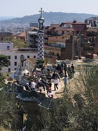 Hotel Catalonia Park Guell Photo