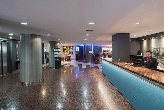 Hotel Catalonia Park Putxet: Recepción