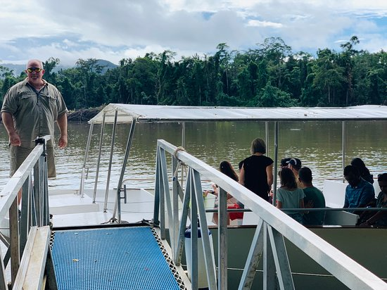 Cape Trib Connections - Day Tours