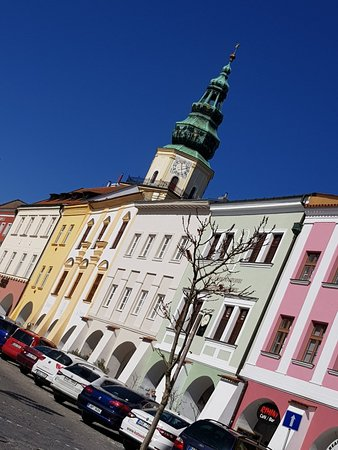 Kromeriz, Czech Republic: Beautiful place,  lots to see and do.
