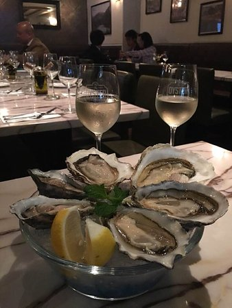 The Oyster House: 最愛生蠔