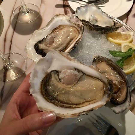 The Oyster House: 好肥大