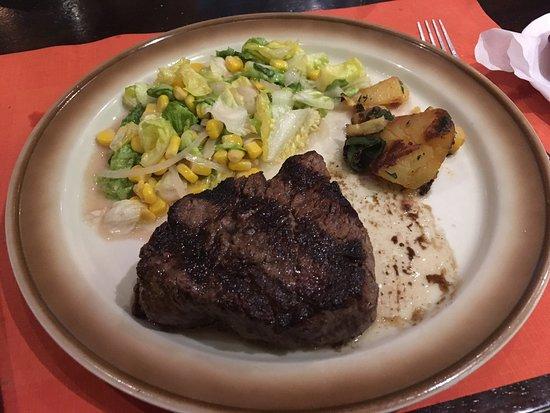 Immer wieder gerne hier im El Gaucho! Gemütlich und immer beste Steaks!