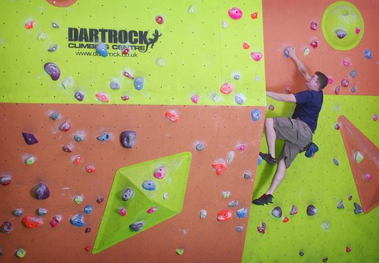 Dart Rock Climbing Centre