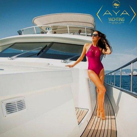 Yacht Belek - AYA Yachting