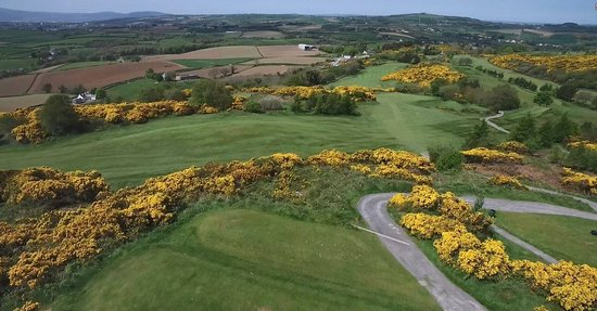 Views overlooking the 13th Hole and 16th fairway