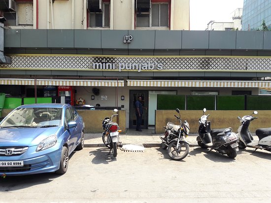 Mini Punjab: Outside View of the Restaurant