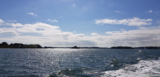 Il bellissimo golfo del Morbihan