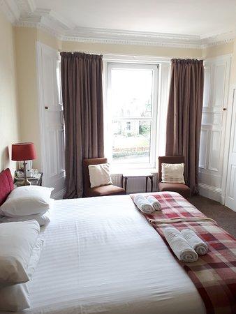 Super king en-suite bedroom.