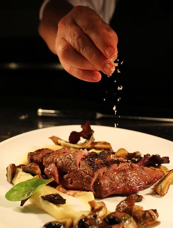 Steak wagyu