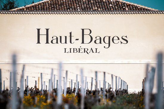 Chateau Haut-Bages Liberal